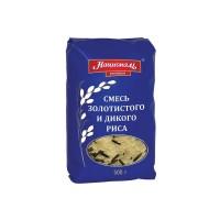 保税区 · 黄金大米和黑野米混合 900g