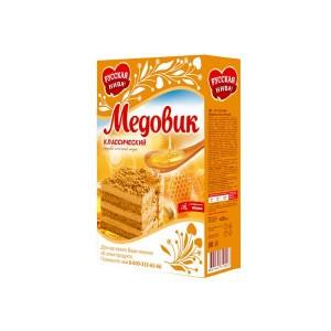 保税区 · 俄罗斯田野经典蜂蜜蛋糕