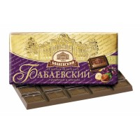 BABAEV暗榛子和葡萄乾批發