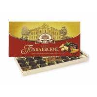 Babaevskie牛奶巧克力果仁糖堅果批發