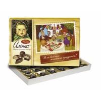 從牛奶巧克力Alenka185克批發什錦糖果