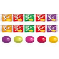 焦糖糖果五加维生素C毛
