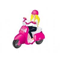 芭比娃娃玩具摩托车糖果批发