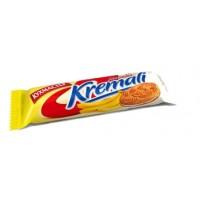 "饼干""Kuhmaster«Kremali»糖香蕉馅批发"