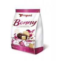 """巧克力牛轧糖""""邦尼""""250GR。批发"""